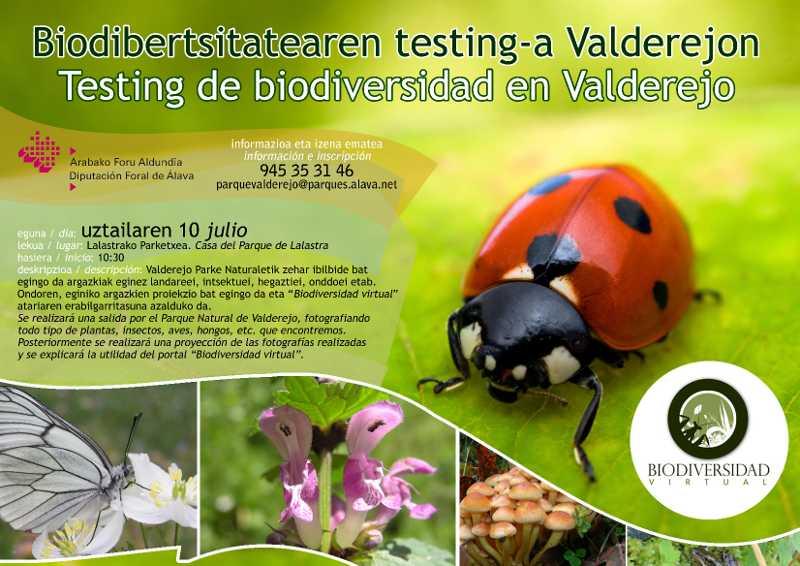 testing biodiversidad-Parque natural Valderejo-10 de julio de 2011