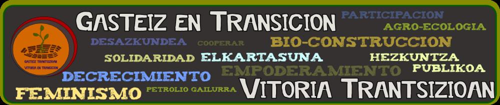 Gasteiz en transición