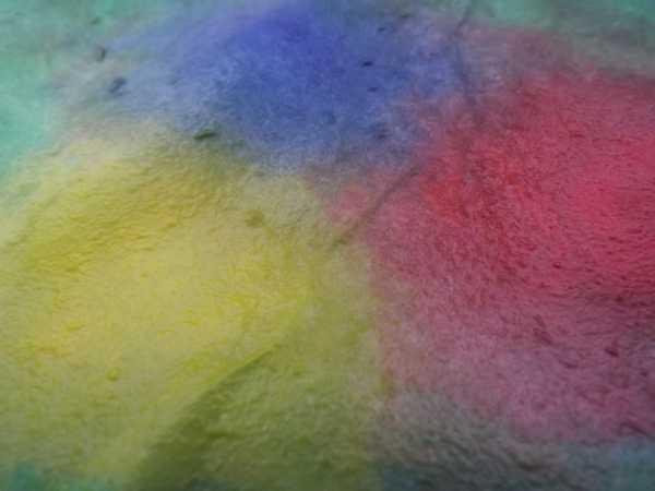 Acuarela difusa - VGT - Los límites se hacen permeables al paso de color en ambos sentidos