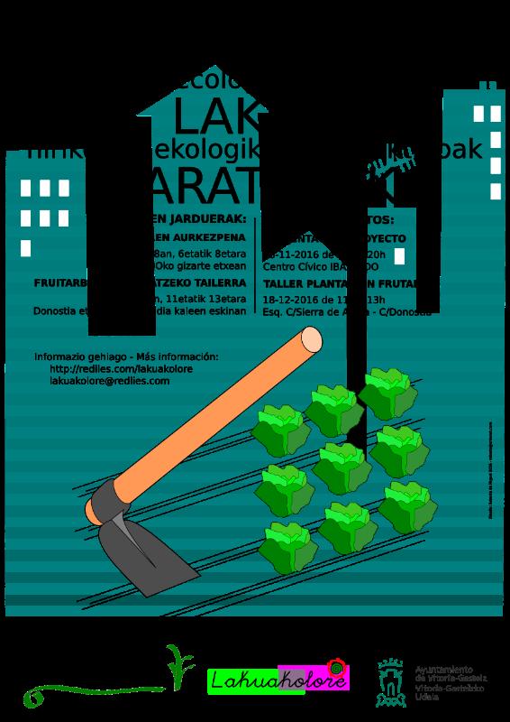 Cartel presentación LakuaKoLore